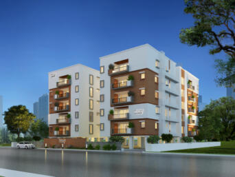Alekhya Homes Wind Mills, Hitex road, Hyderabad