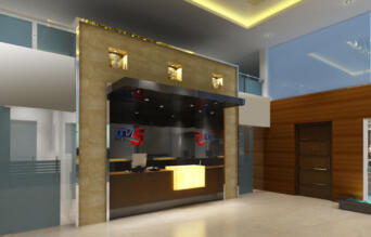 1 View Reception Area - option - 4a (1)