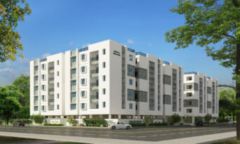 Alekhya Homes Wood Rose,Hafeezpet, Hyderabad