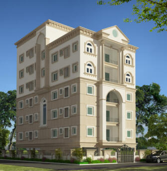 Raviraj boda Apartments at Vjayavad