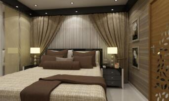 MASTER BED ROOM 01