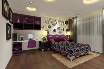 girls bed room 02