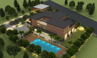 Prestige Club House,Naanakraamguda