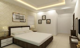 G.F. Parents bed room 03