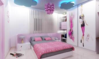 GIRLS BED ROOM 01