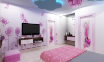GIRLS BED ROOM 03
