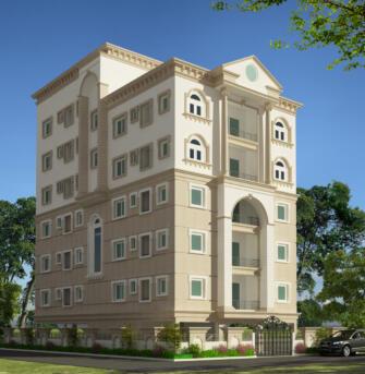 Raviraj boda Apartments at Vjayavad